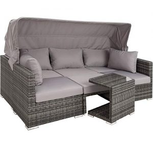 Polyrattan Lounge, Gartenmöbel, Loungemöbel